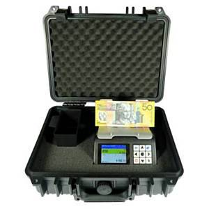 Picture of Instrumnet case for money counting machine