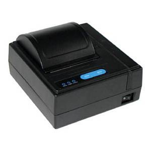 Picture of report printer for money counting machine