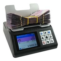Banknote counter - Counting bundled flats