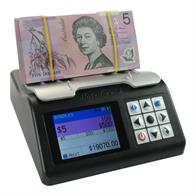 Banknote counter - Counting bundles