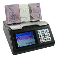 Banknote counter - Counting sleeves